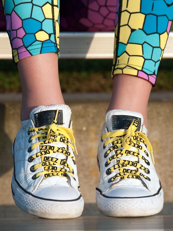 Deez-shoelaces-yellow